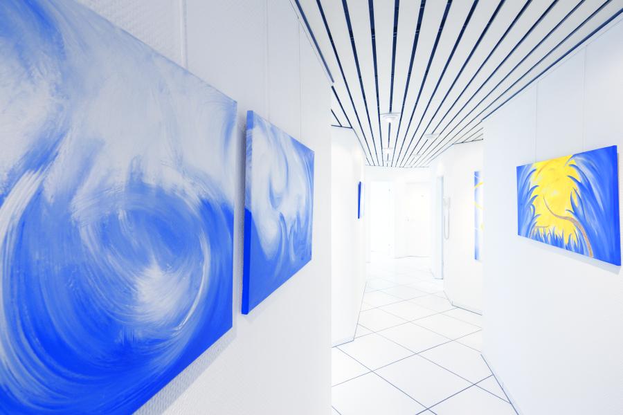 Praxis Räume Zahnarzt Wuppertal